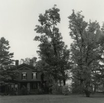 Image of Hand House and Office - Print, Photographic