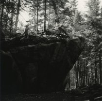 Image of Slant Rock Campsite - Print, Photographic