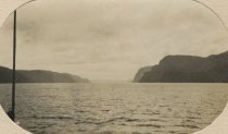 Image of Lake and Mountains - Print, Photographic