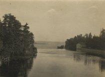 Image of Lake and Shoreline - Print, Photographic