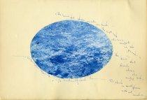 Image of [Wilmington Notch] - Print, cyanotype