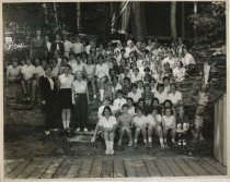 Image of Whole Camp - Print, Gelatin Silver