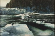 Image of Buttermilk Falls, 1988 - Painting