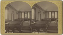 Image of St. John's in the Wilderness - Stereoview