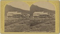 Image of Dibble's Tahawus House - Stereoview