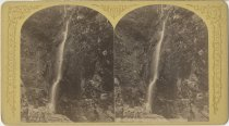 Image of Ribbon Falls - Stereoview