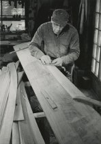 Image of Willard Hanmer Planing - Print, Photographic