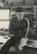 Image of Willard Hanmer - Print, Photographic