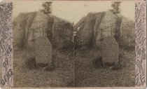 Image of John Brown's Grave - Stereoview