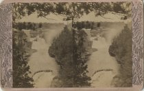 Image of Birmingham and Rainbow Falls - Stereoview