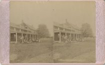 Image of Group at Bartlett's - Stereoview