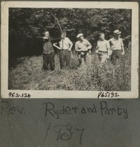 Image of Rev. Ryder & Party - Print, Photographic