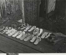 Image of Camper's Shoes - Print, Photographic