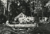 Image of Camp Activity - Print, Photographic