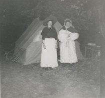 Image of Women in Costume - Print, Photographic