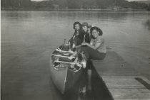 Image of Preparing to Canoe - Print, Photographic