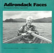 Image of Adirondack Faces - Oppersdorff, Mathias T., 1935-2010
