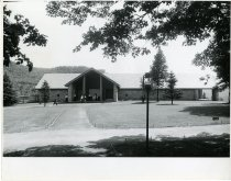 Image of Adirondack Experience Institutional Archives - [Adirondack Museum Opening Day, August 4, 1957]