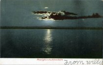 Image of Moonlight in the Adirondacks - Postcard