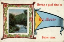 Image of Having  A Good Time In Big Moose. Better Come.  - Postcard