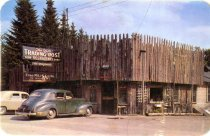 Image of The Old Trading Post, Eagle Bay, N.Y.  - Postcard