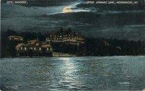 Image of Hotel Wawbeek, Upper Saranac Lake, Adirondacks, N.Y. - Postcard