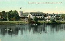 Image of Saranac Inn, Upper Saranac Lake, Adirondacks, N.Y. - Postcard