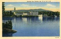 Image of Saranac Inn, Saranac Inn P.O., N.Y. - Postcard