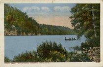 Image of Eighth Lake, Fulton Chain, Adirondack Mts., N.Y. - Postcard