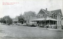 Image of Forest House, Old Forge, N.Y. - Postcard