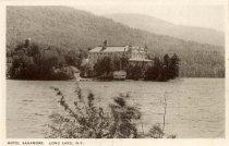 Image of Hotel Sagamore, Long Lake, N.Y. - Postcard