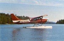 Image of Helms Aero Service - Postcard