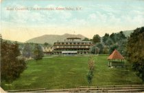 Image of Hotel Crawford, The Adirondacks, Keene Valley, N.Y. - Postcard