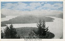 Image of Eagles Eyrie, Lake Placid. - Postcard