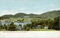 Image of Adirondack Mts., View from Lake Placid Club. - Postcard