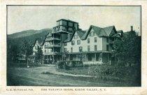 Image of The Tahawus House, Keene Valley, N.Y. - Postcard