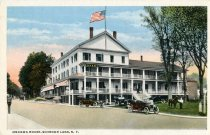 Image of Ondawa House, Schroon Lake, N.Y. - Postcard