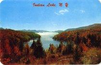 Image of Indian Lake, N.Y. - Postcard