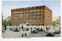 Image of Hotel Saranac, Saranac Lake, N.Y., Adirondacks - Postcard