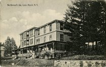 Image of Northwood's Inn, Lake Placid, N.Y. - Postcard