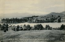 Image of Grand View Hotel, Lake Placid, Adirondack Mts, N.Y. - Postcard