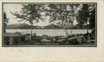 Image of Lake Placid Club - Postcard