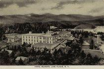 Image of Hotel Belmont, Lake Placid, N.Y. - Postcard