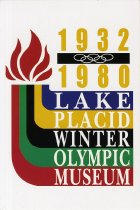 Image of 1932-1980 Lake Placid Winter Olympic Museum - Postcard
