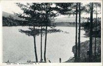 Image of Echo Lake, Warrensburgh, N.Y. - Postcard
