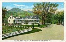 Image of Roaring Brook Farm. 3 1/2 Miles South of Elizabethtown, N.Y. - Postcard
