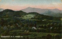 Image of Elizabethtown, N.Y. Hurricane Mt. - Postcard