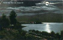 Image of Sabbath Day Point, Lake George, N.Y. - Postcard