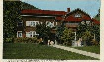 Image of Kilkenny Club, Elizabethtown, N.Y. in the Adirondacks. - Postcard