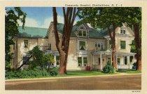 Image of Community Hospital, Elizabethtown, N.Y. - Postcard